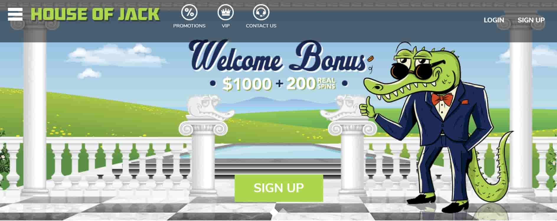 Online Casino HouseofJack canada