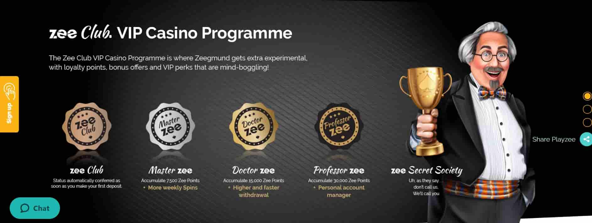 Play Zee Loyalty Programme