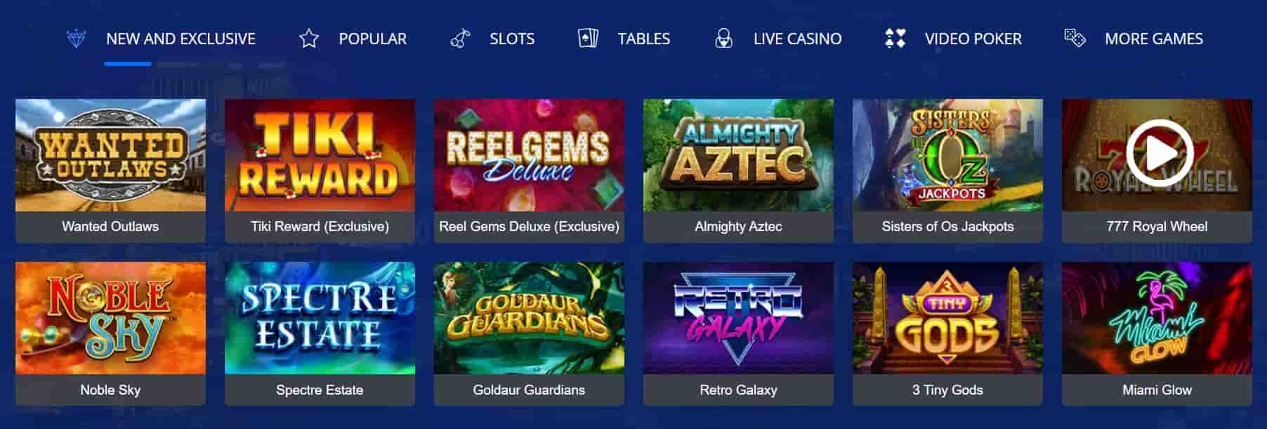 allslots casino games