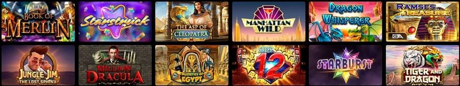 real money gambling slots